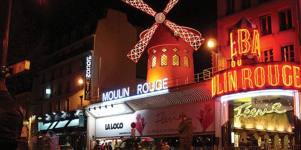 Moulin Rouge - Foto: Saroj Regmi (Flickr)