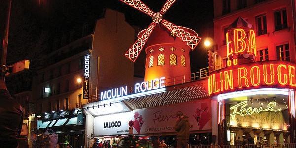 Moulin Rouge - Foto: Saroj Regmi (Flickr)